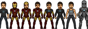 Iron Man Extremis (Movie Version) by SpiderTrekfan616
