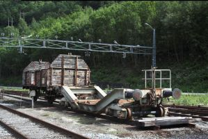 Freight wagons 2 by enframed
