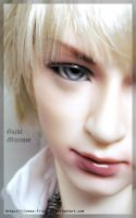 Gackt BJD by Nocturnal-Doll