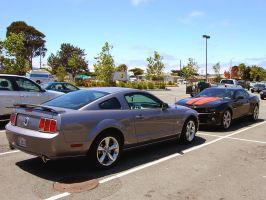 Head to head with Camaro SS by Partywave