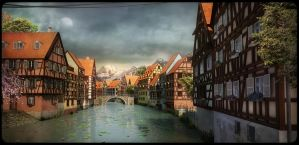 Canal by Omessler