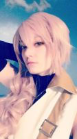 Lightning Cosplay by HiwatariW