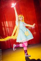 Star Butterfly_Cosplay_StarVsTFOE by NeeHime