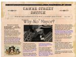 Canal Street Snitch (2nd Ed) by PennyGaffPublishing
