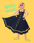 Norma Louise Bates by ratbaq