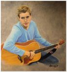 Guitar Boy by Bonniemarie
