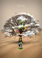 Tree of sound by denull
