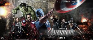 The Avengers Banner A by sahinduezguen