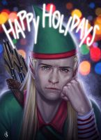 I'm not that kind of elf! by SaraForlenza