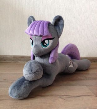 Plushie Maud Pie 65 cm long by Burgunzik