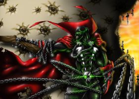 Spawn by insurrection15 by Usakei
