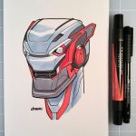 March of Robots Day 24: Hyundai Rally Bot by D-MAC
