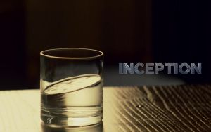 INCEPTION Fan Wallpaper Glass by sohansurag