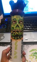Zombie Dust tap handle by ForNowWeToast