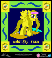 Mustard Seed OC Collectible Card by StryKariSPEEDER