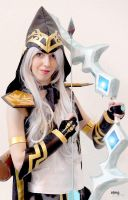 Ashe cosplay by Frimy