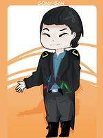 Sony-San by Rooboid