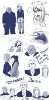 Spoiler: DoctorWho - Deep Breath by yuminica