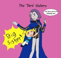The Tara Strong Sisters by ReggieTuesday