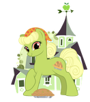 Matriarch of the Apple Family by ImmortalTanuki