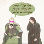 Aragorn is So Done by TokiDokiLoki