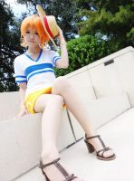 Straw Hat Nami by Lycorisa