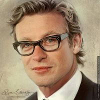 Simon Baker by Amro0