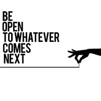 Be open by workisnotajob