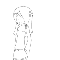 Adult Marceline W.I.P by EverySoulsRequest2