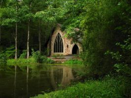Little Chapel by aminutepartofreality