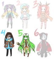 ADOPTADOPTS XIX by Girutea
