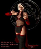 Sareena - MK Rebirth by Tygerlander