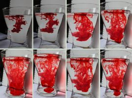Blood In The Water 5 by Tasastock