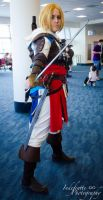Edward Kenway by Indefinitefotography