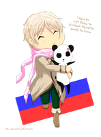 PC: Russia have to visit... by ota-chan
