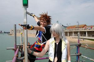 Soriku - It's Over There by KellyJane