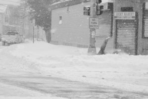 2015 January Blizzard,Snow Football Play and Dive2 by Miss-Tbones