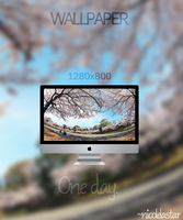 One Day {Wallpaper} by nicolelastar