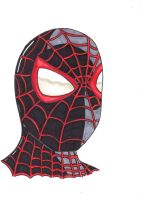 Ultimate spider-man by kenny-powders