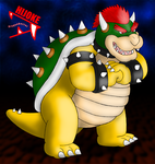 Bowser by DragonDoctor