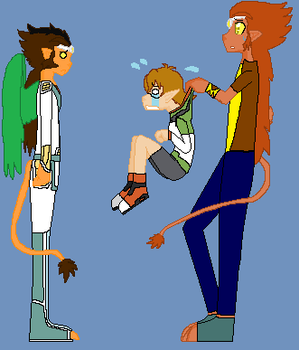 What's wrong Pidge? by Valecad10