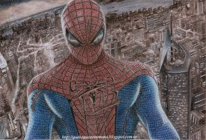 Amazing Spiderman Final by vegetanivel2