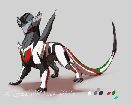 DF: TFP Wheeljack by JazzTheTiger