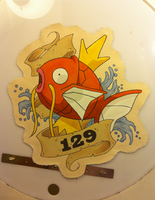 Magikarp patch by TRAVALE