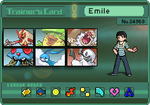 Chuggaaconroy - Pokemon Emerald Team by Aeroire