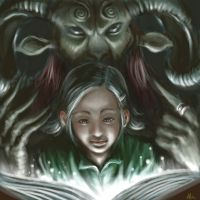 Pan's Labyrinth by alvinwcy