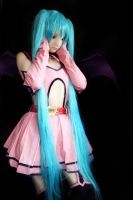 Miku Hatsune Devil by SaCrIfIcEHuNtEr
