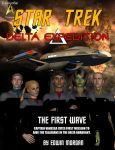 Star Trek Delta Expedition Cover by TrekkieGal