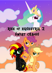 Rise of Equestria 2 - Cover by MacTavish1996