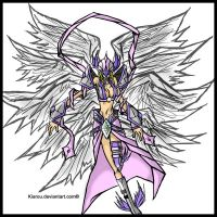 Ophanimon by c-plaus